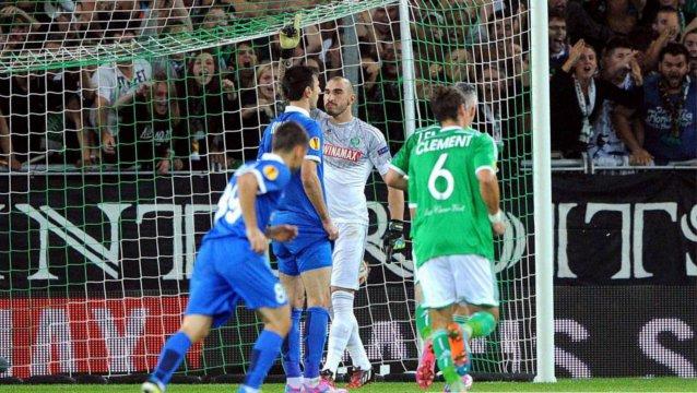 Le Dnipro est toujours en course en Europa League