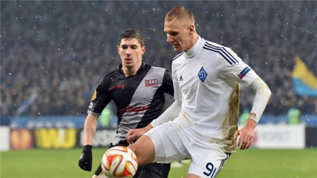 Teodorczyk a réalisé une bonne entrée après la blessure de Veloso.